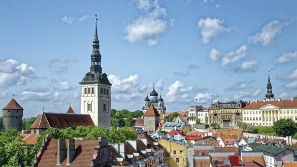 Estonia tourism   Estonian people   Most visited country in the world