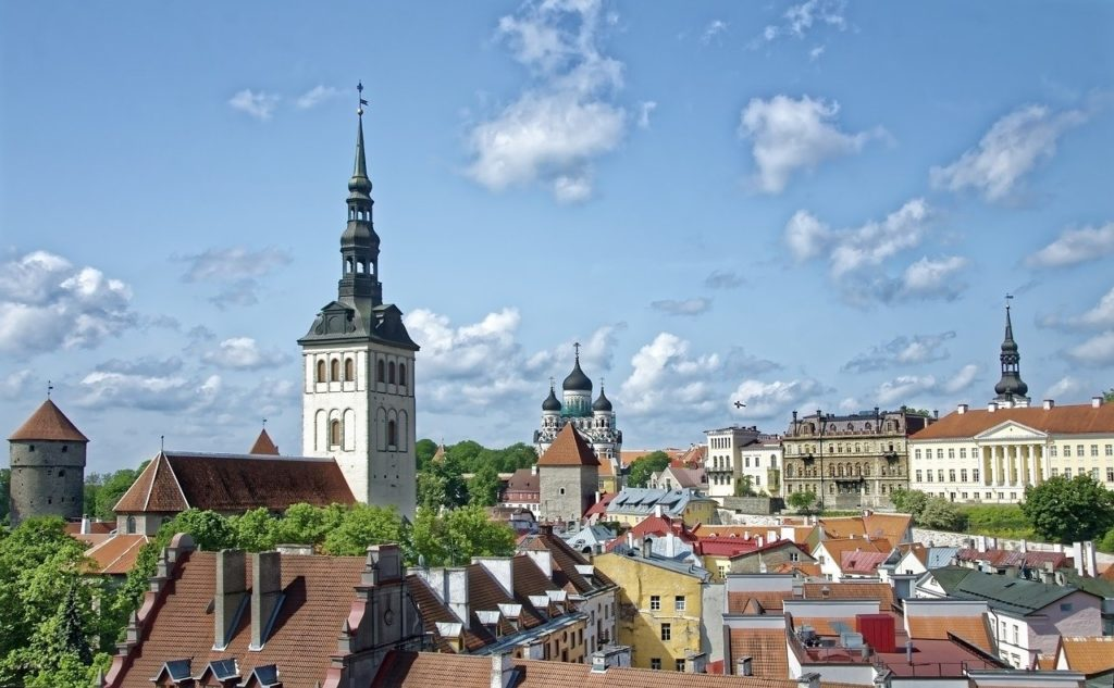 Estonia tourism | Estonian people | Most visited country in the world